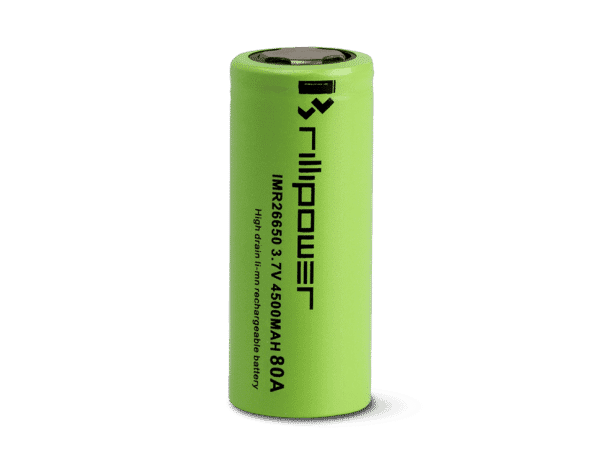Brillipower - 26650 4500mah 80a Battery