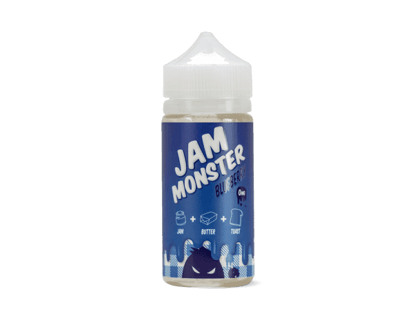 Jam Monster - Jam Monster Blueberry