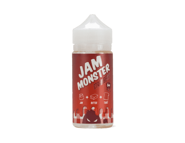 Jam Monster - Jam Monster Strawberry