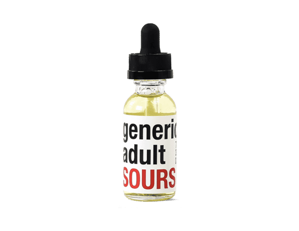 Generic Adult Sours - Raspberry