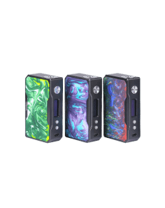 Voopoo Drag Mod - Black Frame Edition